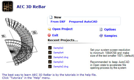 Download AEC 3D Rebar Software for Free