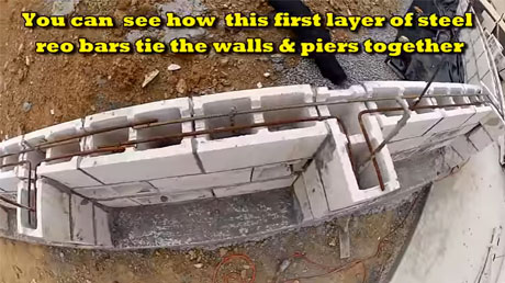 Learn How to Lay Concrete Blocks - civil Construction Tips