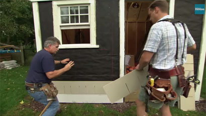 How to Install Fiber-Cement Siding in your Old Home