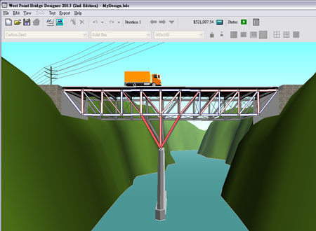 Download the 2016 Bridge Designer Software - West Point Bridge Designer